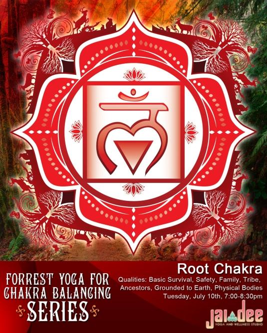 Chakra Balancing Series - Root